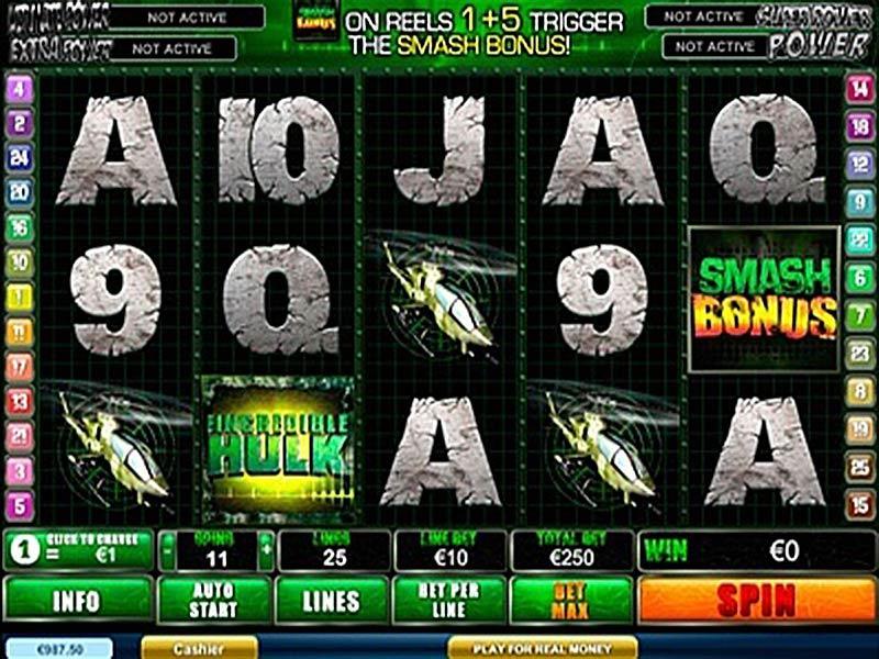 Free Slot Hulk