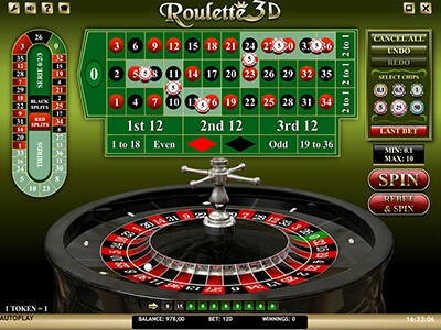 Play Roulette Online Free