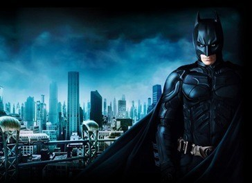 Dark Knight Rises slot: play online the favourite game