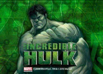 Play The Incredible Hulk Slot for Free without Registration!