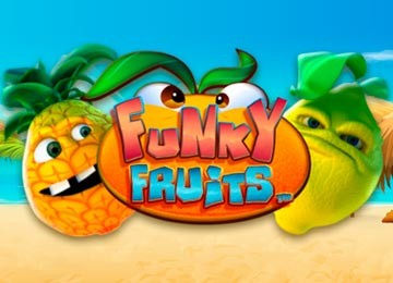 Play Funky Fruits Slot Machine Online for Free without Registration!