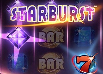 Play Starburst Slot for Free without Registration!